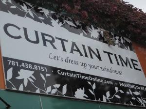 Curtain Time Stoneham, Massachusetts